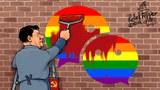 变态辣椒:红色极权岂容彩旗飘飘   中国封杀#LBGTQ公众号