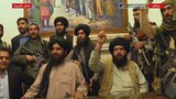 塔利班夺取阿富汗政权
