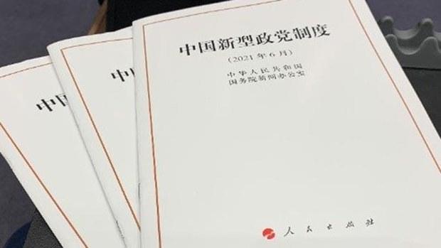 评论 | 傅申奇:评中国新型政党制度白皮书(二)