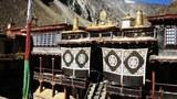 有千年历史的仁钦林寺位于Limi山谷的村庄里。