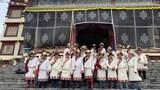 Limi地区的年轻藏人。