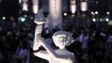 """【支联会】坚持""""抗战""""32年终走入历史 61国际组织吁制裁涉事港官"""