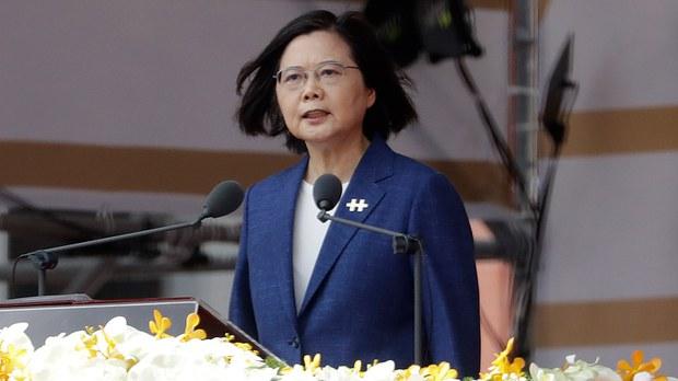 """""""中华民国与中华人民共和国互不隶属""""  学者:解决台湾认同"""