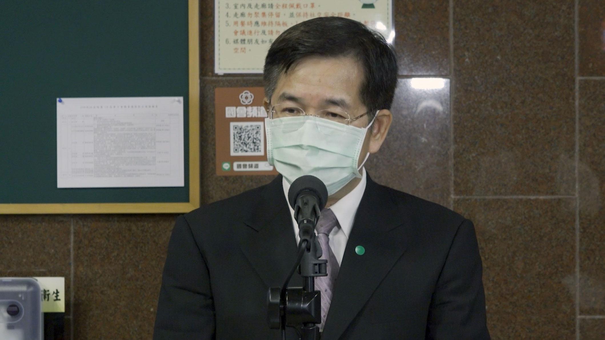 台湾教育部长潘文忠。(教育部提供)
