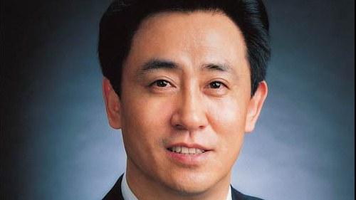 中国恒大集团创办人许家印(百度百科)