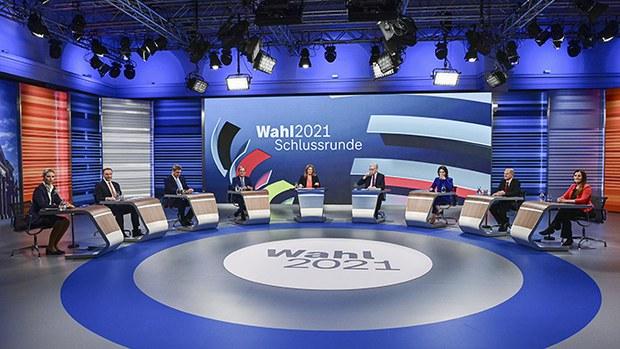 德国大选辩论中国政策   世台会推出信息网站