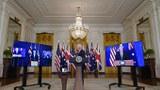 摆脱阿富汗  美国集结盟友展现积极的印太战略布局