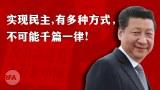 """""""中国也有民主""""?   习近平以人大制度为""""中国式民主""""护航"""