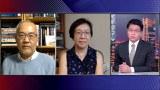 """""""亚洲很想聊节目""""邀请台大政治系副教授陶仪芬、加拿大维多利亚大学政治系教授吴国光与谈。"""