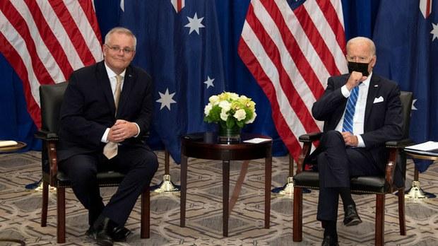 """专栏   大国攻略:从五眼、四方到三方 澳大利亚站到了""""C位"""""""