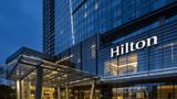 美国知名企业希尔顿全球酒店集团在新疆和田打算建立一个新的饭店。图为该酒店集团下的一个酒店。
