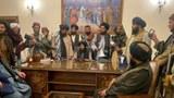 塔利班8月15日攻占总统府重新掌权。