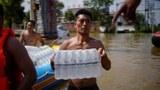 """河南洪灾过后,习近平喊话要防止""""大灾之后有大疫"""",其实水污染早已埋下病灶。"""