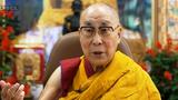 西藏流亡领袖达赖喇嘛。