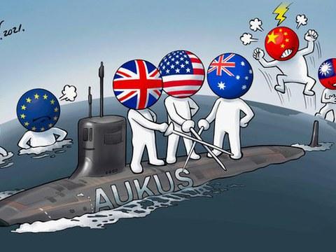 美英澳联盟