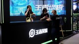 中国腾讯开发的主流游戏《王者荣耀》